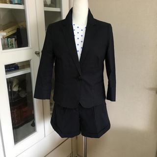 ランバンオンブルー(LANVIN en Bleu)のLANVIN en Bleu ランバンオンブルー 上下スーツ ジャケット パンツ(スーツ)