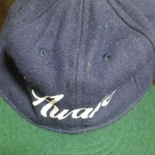 アウェイク(AWAKE)のawake帽子(キャップ)