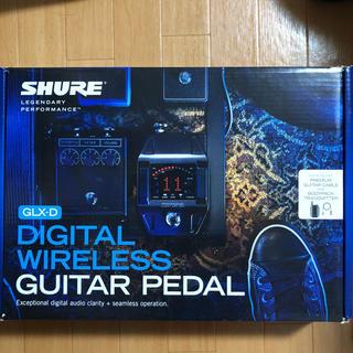 SHURE GLXD16 ワイヤレスシステム(シールド/ケーブル)