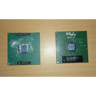 べに様専用☆CPU Pentium3 1.0GHz 2個セット【送料込】(PCパーツ)