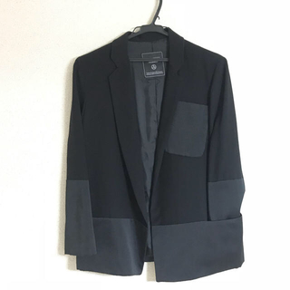 アパルトモンドゥーズィエムクラス(L'Appartement DEUXIEME CLASSE)のFADTHREE ジャケット(ノーカラージャケット)