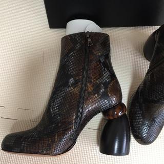 ドリスヴァンノッテン(DRIES VAN NOTEN)の新品未使用)dries van notten ブーツ(ブーツ)