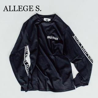 アレッジ(ALLEGE)の【ALLEGE S.】アレッジ FIRST LOVER 長袖Tシャツ(新品)(Tシャツ/カットソー(七分/長袖))