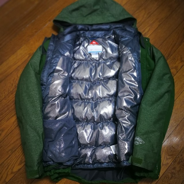 Columbia(コロンビア)のARM様専用です。 メンズのジャケット/アウター(マウンテンパーカー)の商品写真