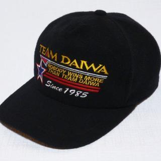 ダイワ(DAIWA)のTEAM DAIWA キャップ(USED)(その他)