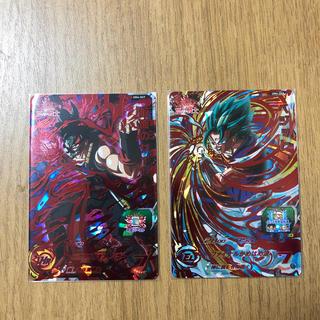 ドラゴンボール(ドラゴンボール)の‼️UM4、UR2枚セット‼️(シングルカード)