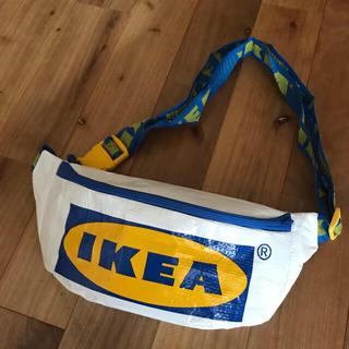 イケア(IKEA)のIKEA リメイク KLANBY クラムビー ボディーバッグ ウエストポーチ(ボディーバッグ)