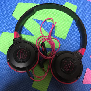 オーディオテクニカ(audio-technica)のヘッドホン audio technica(ヘッドフォン/イヤフォン)