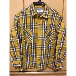 ビューティアンドユースユナイテッドアローズ(BEAUTY&YOUTH UNITED ARROWS)のmonkey time  チェックシャツ(Tシャツ/カットソー(七分/長袖))