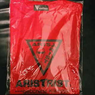 アリストトリスト(ARISTRIST)の【送料込み❗️アリストトリスト 赤ロゴTシャツ】(Tシャツ/カットソー(半袖/袖なし))