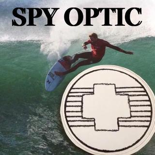スパイ(SPY)のスパイ SPY クロスUS限定アートシリーズフリーアイコン ステッカー(サーフィン)