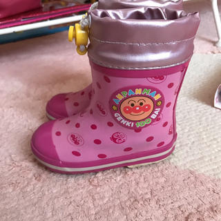 アンパンマン(アンパンマン)のアンパンマン♥冬用キッズ長靴15cm(長靴/レインシューズ)