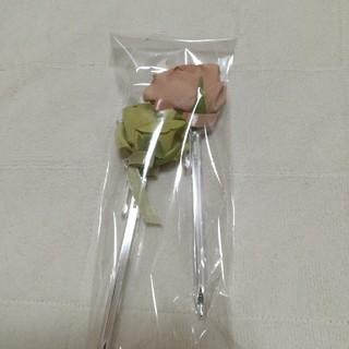 サマンサモスモス(SM2)のM2 ノベルティ 薔薇のボールペン(ペン/マーカー)
