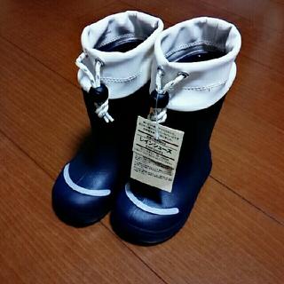 ムジルシリョウヒン(MUJI (無印良品))の未使用 レインシューズ(長靴/レインシューズ)