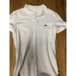 アメリカンイーグル(American Eagle)のアメリカンイーグル ポロシャツ S ピザ(ポロシャツ)