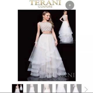 7838703709614 ウェディングドレス 二次会ドレス インポート セパレート チュール(ウェディングドレス)