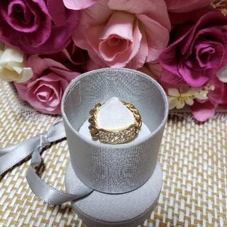 クリスチャンディオール(Christian Dior)の値下げDior ゴルメットリング(リング(指輪))