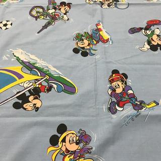 Disney - ミッキー  スポーツ柄