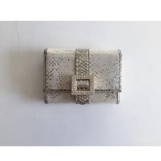 アッシュアンドダイアモンド(ASH&DIAMONDS)のアッシュ&ダイアモンド / 2つ折りウォレット(財布)