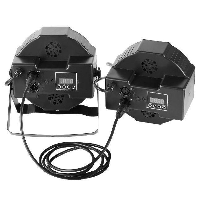 DMX ステージ ライト ケーブル ワイヤ 1M 3ピン 2本セット 楽器のレコーディング/PA機器(ケーブル)の商品写真
