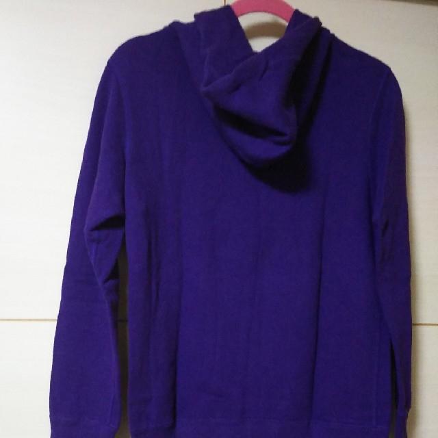 GO TO HOLLYWOOD(ゴートゥーハリウッド)のゴートゥーハリウッドパーカー♪ キッズ/ベビー/マタニティのキッズ服女の子用(90cm~)(Tシャツ/カットソー)の商品写真