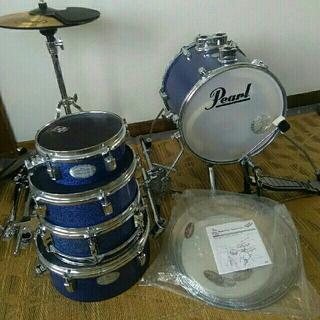 パール(pearl)のPEARL Rhythm Traveler RT-545N ドラムセット(セット)