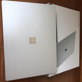 マイクロソフト(Microsoft)のなお様専用Microsoft Surface Laptop(ノートPC)