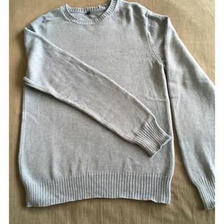 ムジルシリョウヒン(MUJI (無印良品))のセーター 無印良品✨新品未使用◇men's(ニット/セーター)