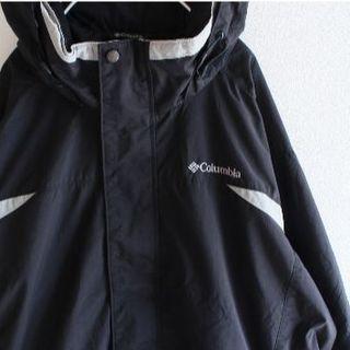 コロンビア(Columbia)のUS コロンビア OMNI-SHIELD マウンテン ジャケット(ナイロンジャケット)