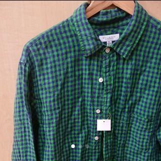 ビューティアンドユースユナイテッドアローズ(BEAUTY&YOUTH UNITED ARROWS)のUNITED ARROWS チェックシャツ メンズ XL(シャツ)