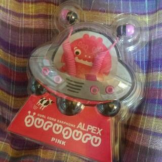 ALPEX 伸びるイヤホン(その他)
