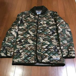 ジェリー(GERRY)のGERRYキルティングジャケット 美品(ナイロンジャケット)
