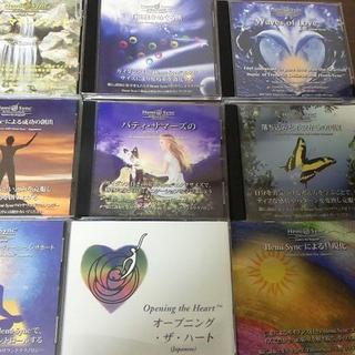 【 送料込】 ヘミシンクCD14種詰め合わせ32,399円分(ヒーリング/ニューエイジ)