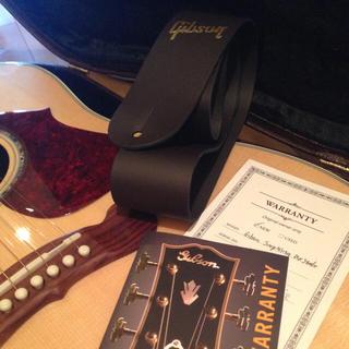 ギブソン(Gibson)のGibson songwriter deluxe studio 2018(アコースティックギター)