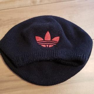 アディダス(adidas)のadidas originals ベレー帽 ニット(ハンチング/ベレー帽)