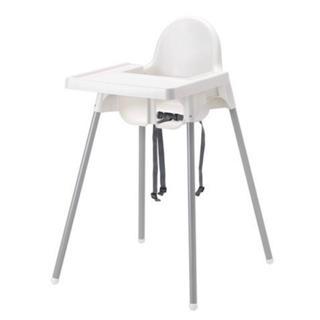 イケア(IKEA)のIKEA ベビーチェア テーブル付き(その他)