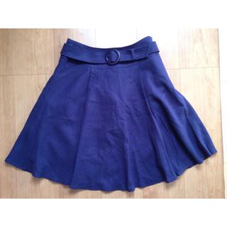 タスタス(tasse tasse)の【タスタス】フレアスカート(ひざ丈スカート)