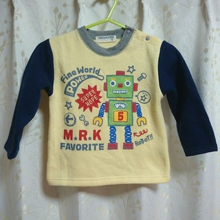 シマムラ(しまむら)のトレーナー 95 バースデー(Tシャツ/カットソー)