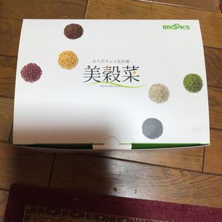 ブルックス(Brooks)のブルックス美穀菜30袋+4(おまけ)(ダイエット食品)