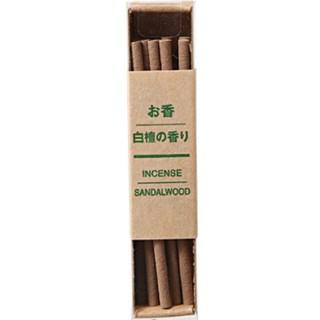 ムジルシリョウヒン(MUJI (無印良品))の無印良品 お香 白檀の香り(お香/香炉)