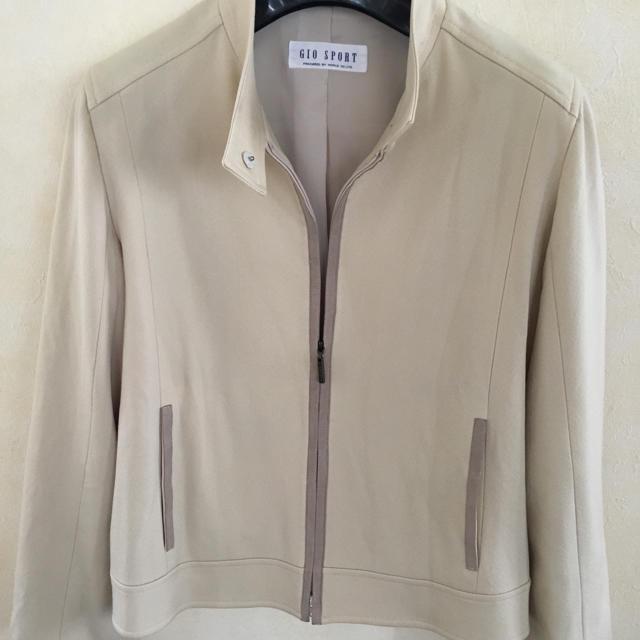 GIO SPORT(ジオスポーツ)の新品 レディース ジャケット GIO SPORT サイズ1 レディースのジャケット/アウター(テーラードジャケット)の商品写真