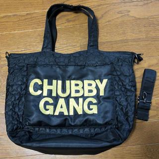 CHUBBY GANG マザーズバッグ