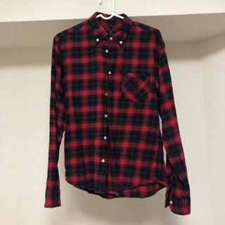 ビューティアンドユースユナイテッドアローズ(BEAUTY&YOUTH UNITED ARROWS)のビューティーアンドユース チェックシャツ(シャツ)
