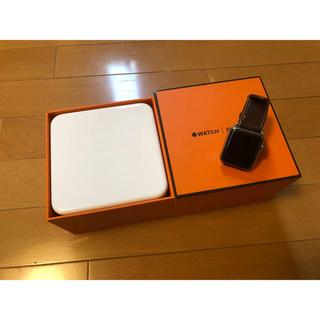 アップルウォッチ(Apple Watch)のApple Watch Hermes Series2(腕時計(デジタル))