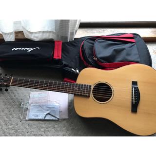 ジェームス(James)のオール単板ミニギター!島村楽器 ジェームスJB400N(アコースティックギター)