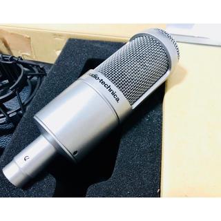 オーディオテクニカ(audio-technica)のコンデンサーマイクaudio-technica AT3035(マイク)
