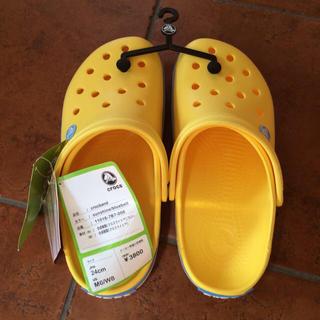 クロックス(crocs)のクロックス24cm(サンダル)