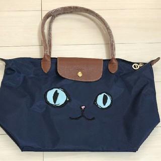 4ff588945feb ロンシャン(LONGCHAMP)の【新品未使用】ロンシャン バッグ 猫 ミャオ L(