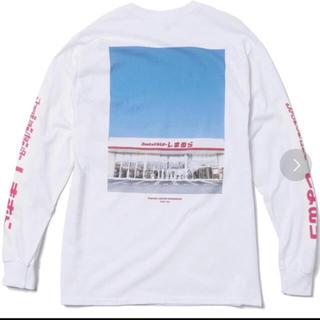 シマムラ(しまむら)のしまむら zozotown コラボ ロンT 白(Tシャツ/カットソー(七分/長袖))