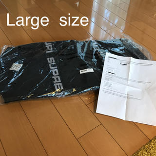 シュプリーム(Supreme)の新品! Supreme Large Duffle Bag (ドラムバッグ)